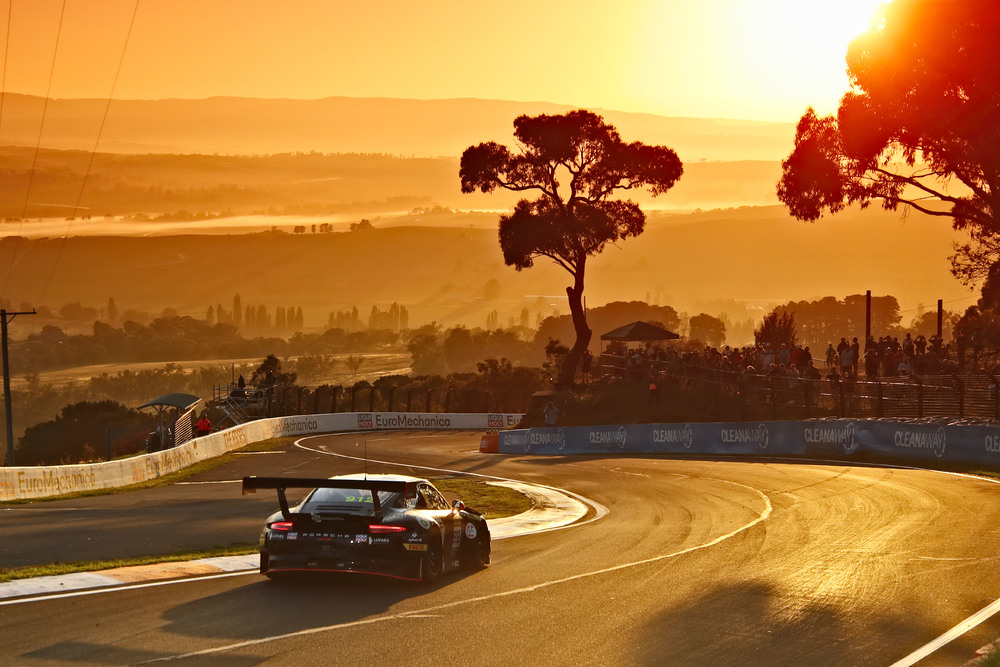 Preview, Intercontinental GT Challenge, round 1, Bathurst 12 Hour/Australia: Five Porsche 911 GT3 R aim for a successful start to the season at Bathurst - Dr. Ing. h.c. F. Porsche AG Presse-Datenbank