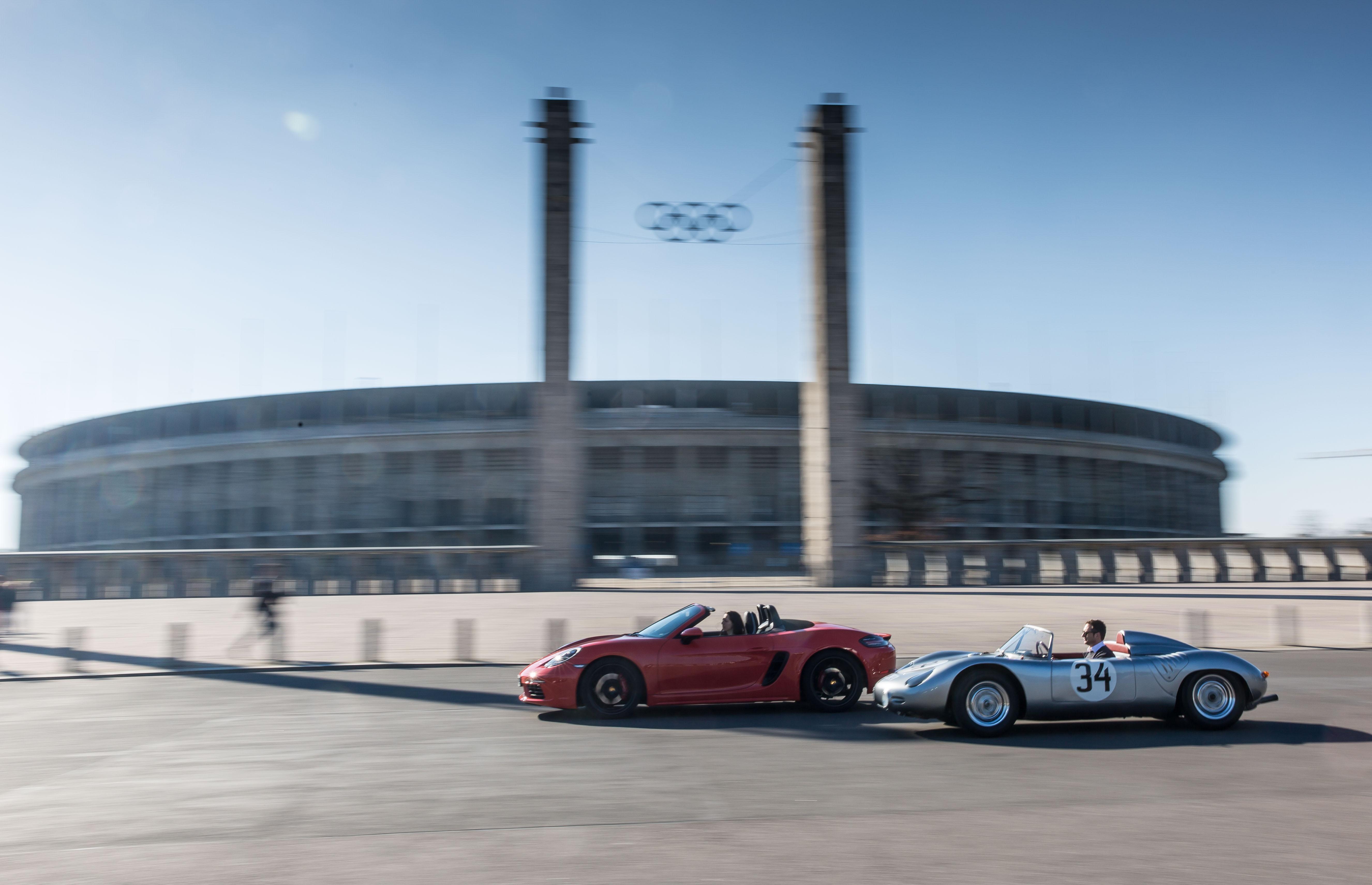 296 Der neue Boxter 718 RS Porsche Christophorus Nr