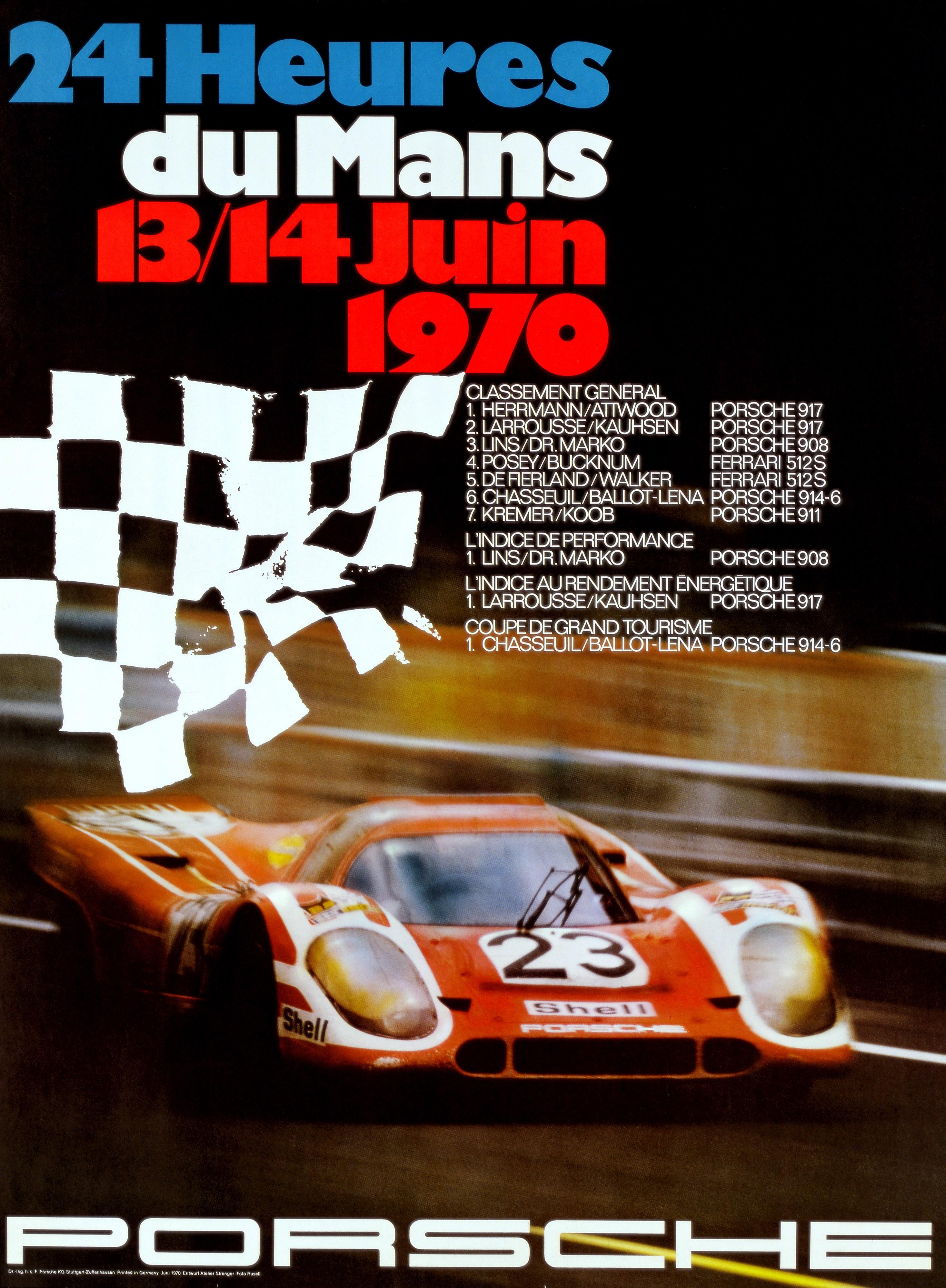 Porsche In Le Mans History Amp Future 183 Porsche 183 Digital