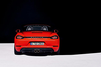 NEXT - 718 Boxster