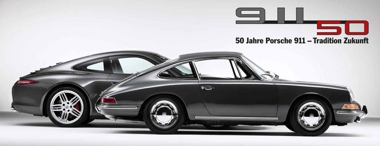 50 Jahre Porsche 911 Dr Ing H C F Porsche Ag Presse