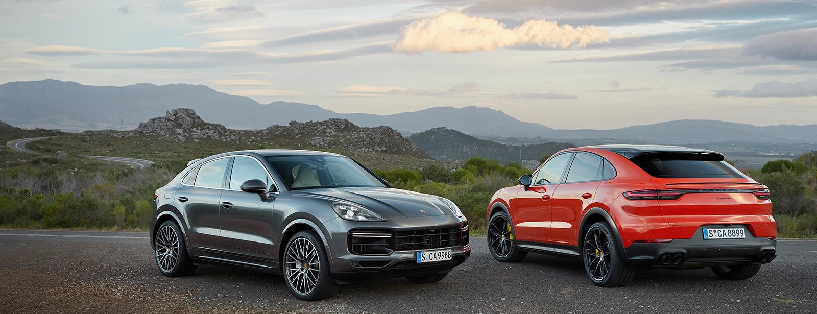 Porsche Cayenne Model Style